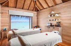 Say Ahhhh: World's Best Spas with a View