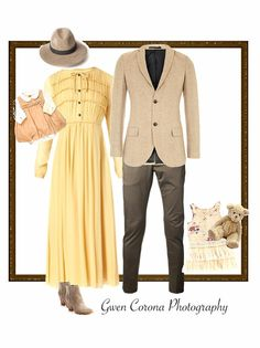 What to wear for family pictures. Wardrobe ideas. Mustard yellow, brown, beige