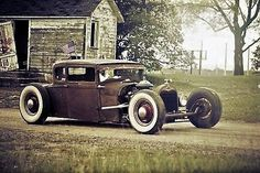 Country Style Rat Rod