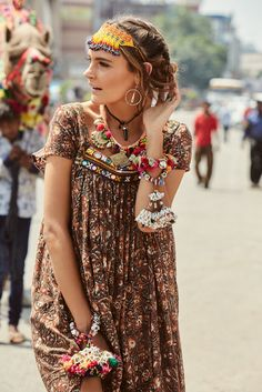 Tree of Life Blog: Road Trip Collection shot on location in India.