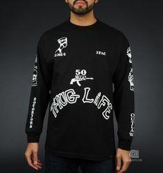 Tupac Tattoo shirt