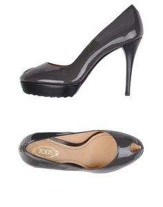 TOD'S Pump. #tods #shoes #court