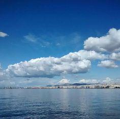 Thessaloniki, Greece, Clouds, Outdoor, Greece Country, Outdoors, Outdoor Games, The Great Outdoors, Cloud