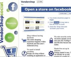 Facebook store...who knew