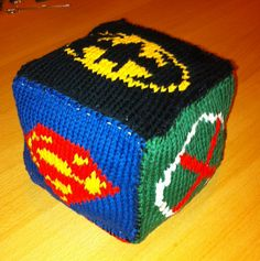Nerdy Craft Time Spotlight: Cool Knitted CubeNerd Overload
