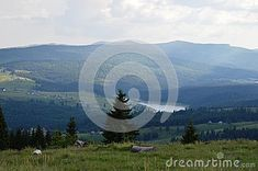Near Cluj, is a village named Dealu Botii. It has a awsome view over the Belis lake.