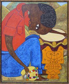 Seymour Bottex, Haitian artist