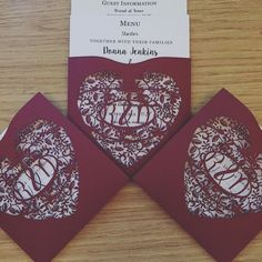 A few extra required of these lovely invites! #jld #wedding #weddings #
