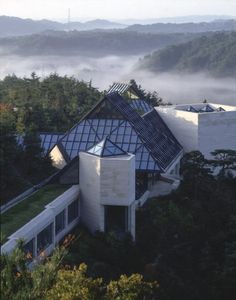 Day 12: One of Japan's most incredible museums, the I. M. Pei-designed Miho Museum, is just a day trip away www.boutiquejapan.com