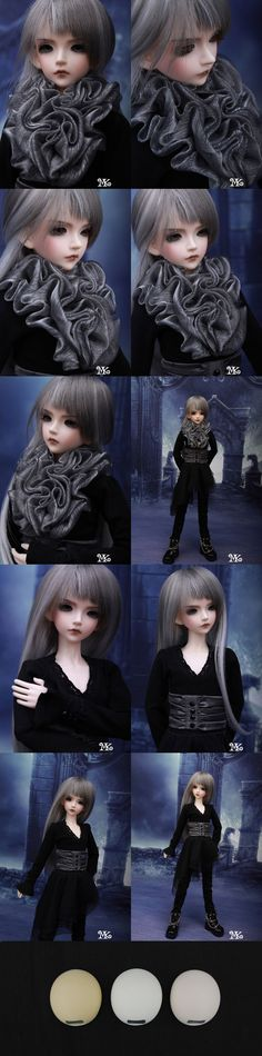 BJD Gene 46cm Boy Ball-jointed doll