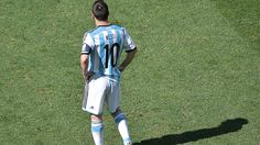 Lio.. Argentina 1 Suiza 0 .......... Gol de Di Maria..... en tiempo suplementario..... 1 julio de 2014.. octavos de final..  Estadio Arena Corinthias ... San Pablo.. Brasil.
