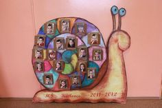 Snail Craft, Diy And Crafts, Crafts For Kids, Birthday Charts, First Day School, Class Decoration, Art Club, Kids And Parenting, Bulletin Boards