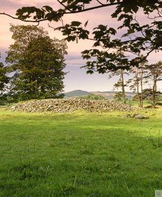 Kilmartin: Dunchraigaig Cairn. An amazing Bronze Age Cairn, situation in the rich prehistoric environment of Kilmartin Glen. #Scotland #history