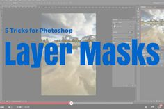 5 Photoshop Layer Mask Tricks – Video Tutorial #photography #photoshop http://digital-photography-school.com/5-photoshop-layer-mask-tricks-video-tutorial/