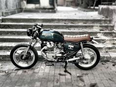 Honda CX500 - Espresso Motorcycles - Inazuma Cafe Racer