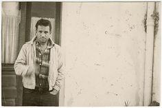 William S.Burroughs, Jack Kerouac, Tangier, 1957.