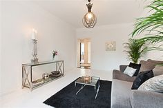 Красивая квартира в Стокгольме (2)