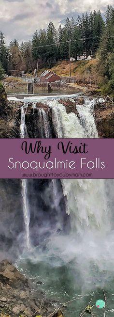 17 Best Snoqualmie Falls images in 2013 | Snoqualmie falls