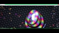Slither.io I AM NUMBER 1!!!!