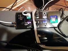 Multiprises avec câble