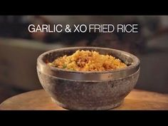 Gorgeous Garlic XO Fried Rice by Lee Kum Kee