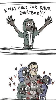 daud needs hugs