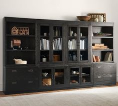 Reynold's Large Storage Suite   Pottery Barn