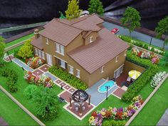 Architecture Miniature Ceramic Scale 3d Model Craft Bed For Building Maker Model Making Toys Dollhouse To Prevent And Cure Diseases Model Building Model Accessories