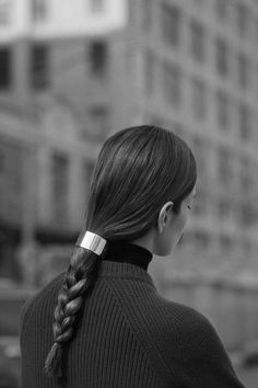 The Stories — Chapter — Clip Art: Effortless Hairstyles That Shine — THE LINE