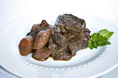 Braised Boneless Beef Short Ribs