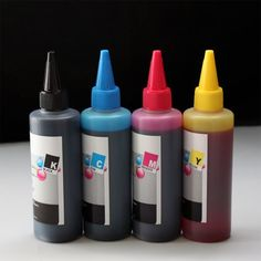 iEagle 4 Bottles High Quality Refill Ink (100ml Black, 100ml per color, total 400ml) For Epson #124 125 126 127 CISS Refillable Ink Cartridges Shopsmart188 http://www.amazon.com/dp/B00MVPN09A/ref=cm_sw_r_pi_dp_nPd.tb1W7EK6V