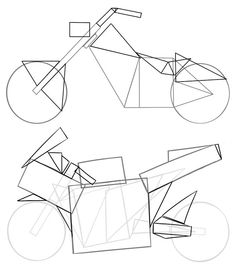 How to Draw Vehicles: Motorcycles