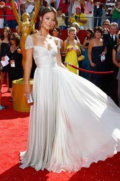 Olivia Wilde. Love this dress