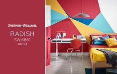 Sherwin Williams Radish SW 6861