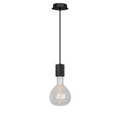 Hetlichtlab | No.1 E40 zwart | Het Lichtlab