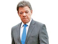 """Juan ManuelSantos, presidente de Colombia, oligarca e imperialista  Armado de hipocresía y cinismo, el """"pacifista"""" presidente de Colombia, Juan Manuel Santos, volvió a arremeter el pasado vi…"""