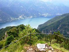 Escursione da Capovalle al Monte Stino lungo i sentieri della Grande Guerra. Un viaggio tra trincee, appostamenti militari, visioni panoramiche sul Lago d'Idro.