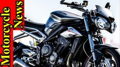 Triumph STREET TRIPLE 2017 Presentation, data and differences of the S, ...