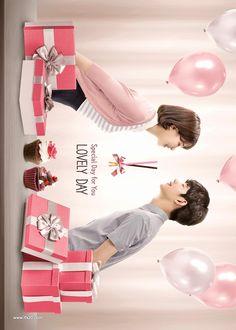 Ads, Couples, Romantic Couples, Couple