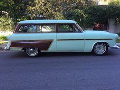 '53 Ford Ranch Wagon V8 Classic