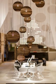Image 2 of 19 from gallery of A space: Lofts in Berlin Mitte / plajer & franz studio. Photograph by Christian Rudat Lofts, Berlin Design, Lighting Solutions, Home Decor Inspiration, Lighting Design, Lighting Ideas, Pendant Lighting, Pendant Lamp, Interiors