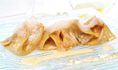 Receta de Raviolis de champiñones