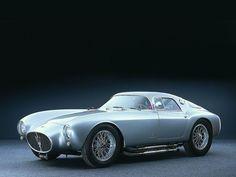 Maserati A6GCS Berlinetta Pinin Farina 1953 only 4 built 170 cv