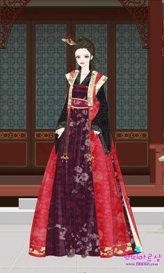 Korean Traditional, Traditional Clothes, Jang Nara, Korean Hanbok, Court Dresses, Hanfu, Girl Photography, Korean Fashion, Chibi
