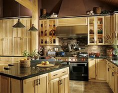 what color to paint a kitchen kitchens with hickory cabinets and images gallery 9619