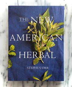 Interview: Stephen Orr's New American Herbal