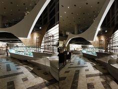 Exceptional IL ЛАГО Bakery Винный магазин по Дизайн BONO Гоянг Город Южная Корея 14