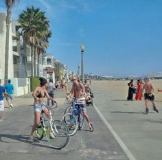 Santa Monica Beach, USA