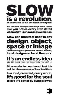 """Le """" slow-design """" est une nouvelle manière de penser sa ..."""