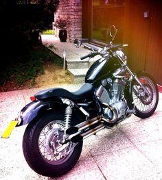 Virago 535, Yamaha Virago, Virago Cafe Racer, Honda Bobber, Choppers, Karate, Cars And Motorcycles, Bike, Classic